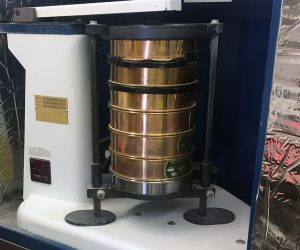 Sieve Testing casing